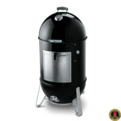 WEBER SMOKEY MOUNTAIN COOKER™ 57 CM, čierny